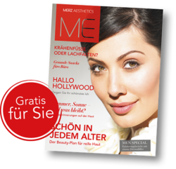 ME Magazin Cover